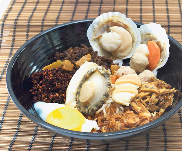 KL Ban Mee Abalone