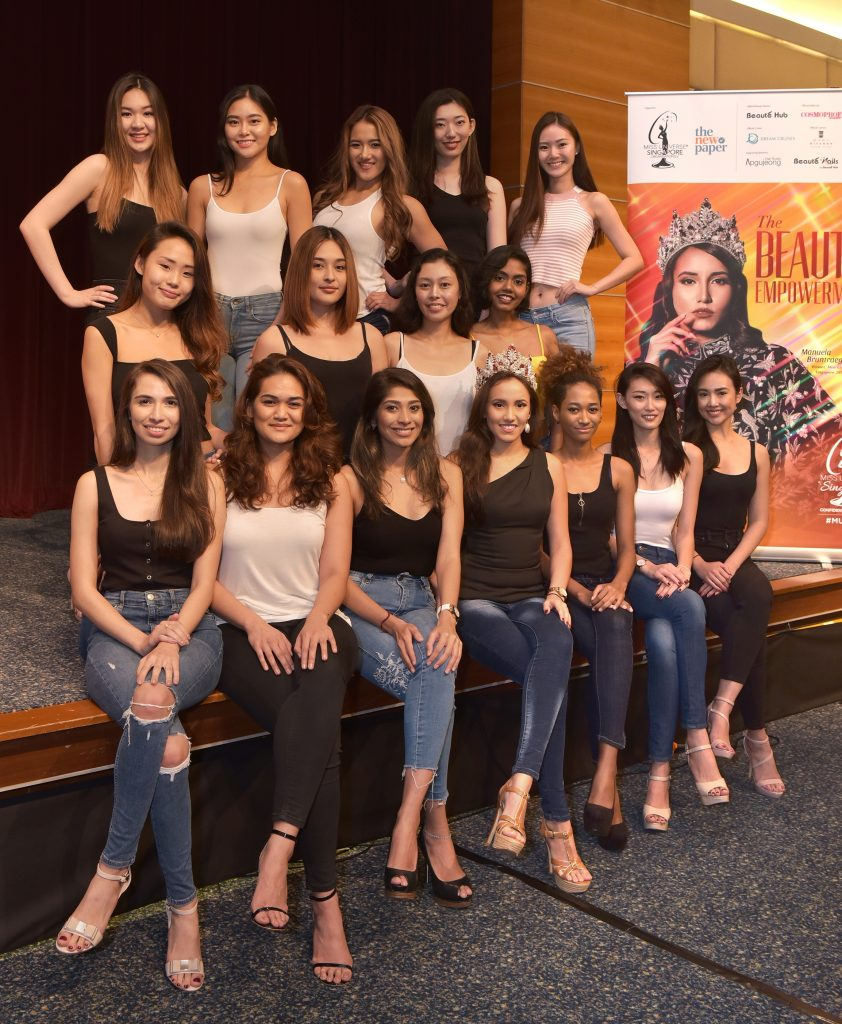 Miss Universe Singapore 2018: Top 15 Finalists Selected